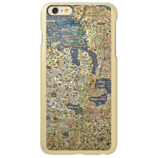 Fra Mauro Map Incipio Feather Shine iPhone 6 Plus Case