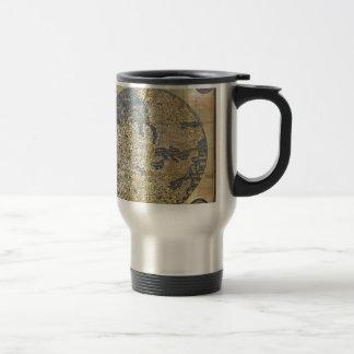 Fra Mauro Map Coffee Mug