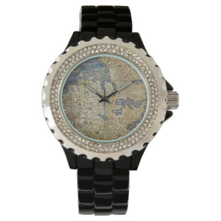 Fra Mauro Map Watches