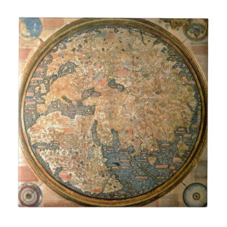 Fra Mauro world map Tile