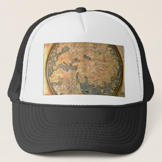 Fra Mauro world map Trucker Hat