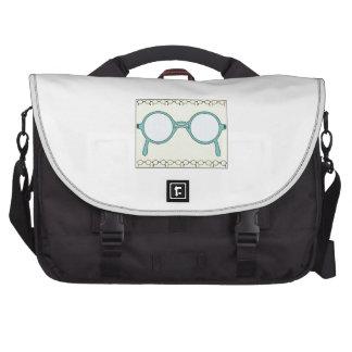 Fraamed Glasses Laptop Commuter Bag