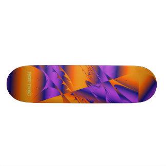 Frac caliente diseña por Leslie Harlow… PurpleRain Patinetas Personalizadas