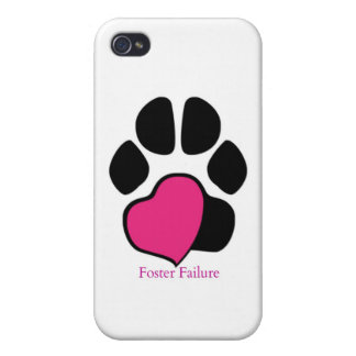Fracaso adoptivo iPhone 4/4S carcasa