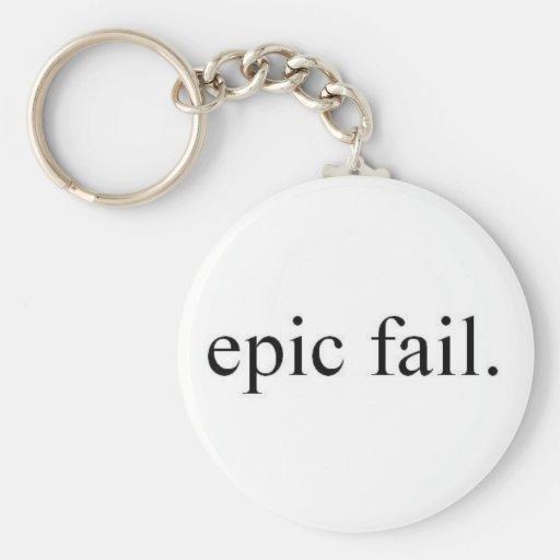 fracaso épico llaveros