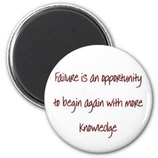 fracaso imán redondo 5 cm
