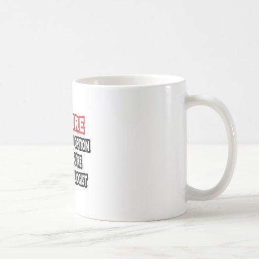 Fracaso… no un meteorólogo de la opción… taza de café