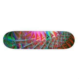 FracDeck022 Custom Skate Board