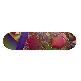 FracDeck Guts Skate Deck