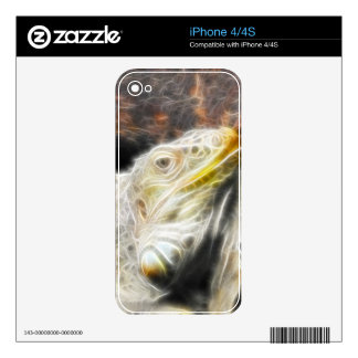 Fracguana Decal For The iPhone 4