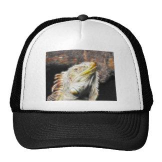 Fracguana gear mesh hat