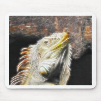 Fracguana gear mouse pad