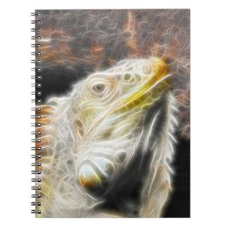 Fracguana Spiral Note Book