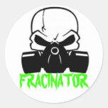 FRACINATOR STICKERS