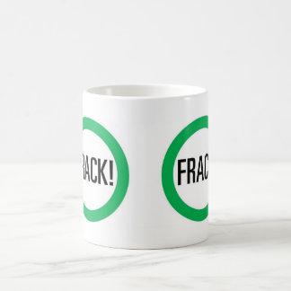 Frack! Classic White Coffee Mug
