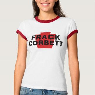 Frack Corbett Ringer (women) T Shirts