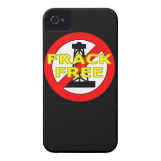 Frack Free UK iPhone 4 Cover