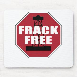 Frack Free USA Mouse Pad