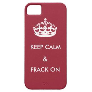 Frack On iPhone SE/5/5s Case