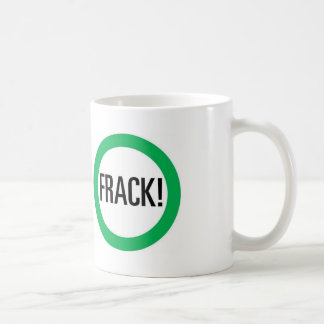 ¡Frack! Tazas De Café