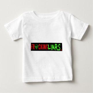 Fracking Liars Tees