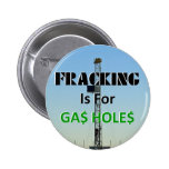 Fracking para los agujeros del gas pin