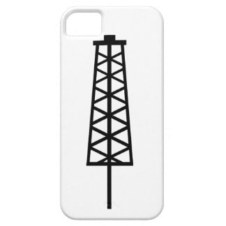 Fracking Tower iPhone SE/5/5s Case