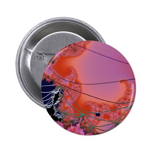 Fractal164.ai Pin Redondo 5 Cm