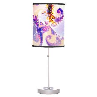Fractal1 Lámpara De Mesilla De Noche