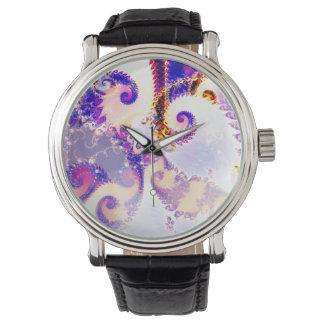 Fractal1 Relojes De Pulsera