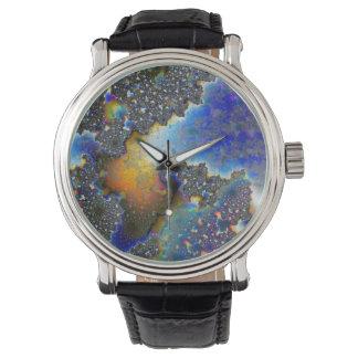 Fractal1 Reloj