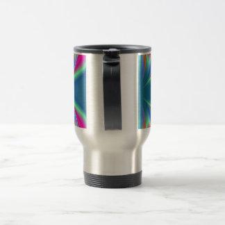 Fractal 101 travel mug