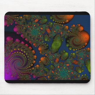 Fractal 1039 mouse pad