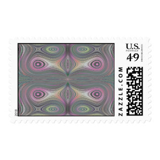 Fractal 1052-777 Collection Postage