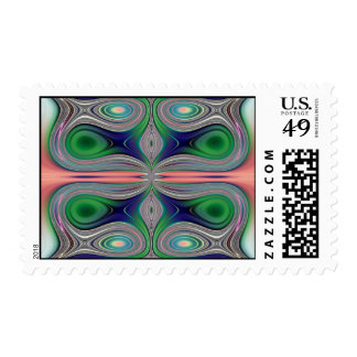 Fractal 1054-777 Collection Stamps