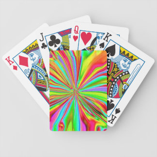 Fractal 107 Playing Cards