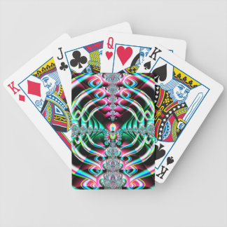 Fractal 108 Playing Cards