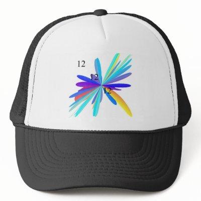 Fractal 121212 Hat