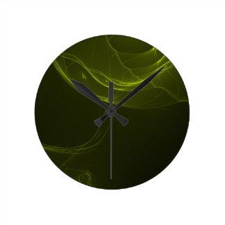 fractal-128-ut round clock