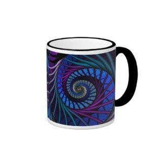 Fractal 139-2 coffee mugs