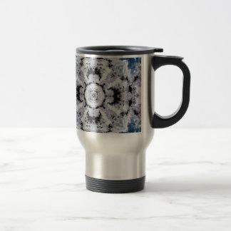 Fractal 15 del plasma tazas de café