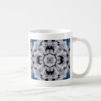 Fractal 15 del plasma taza de café