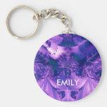 Fractal 16 , EMILY, Key Chain