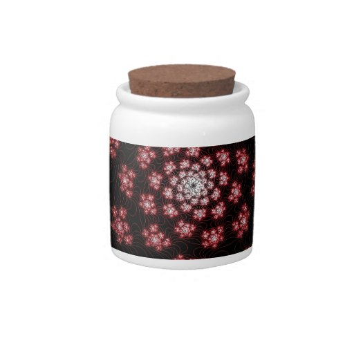 Fractal 17 jarra para caramelo