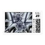 Fractal 1 postage stamps