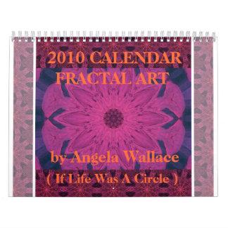 Fractal 2010 Calendar