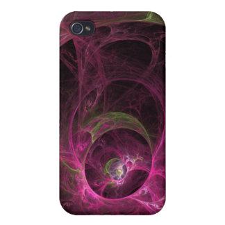 Fractal 207 iPhone 4 Case