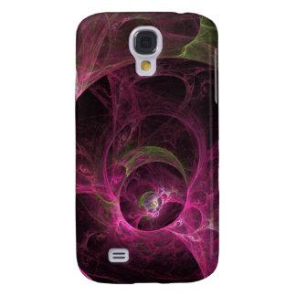 Fractal 207 Samsung Galaxy S4 Case