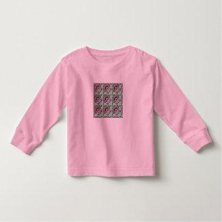 Fractal 30, Girls Long Sleeve Shirt