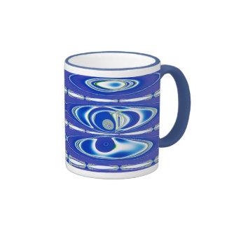 Fractal 3125 coffee mugs